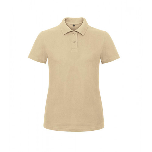 B and C Collection ID.001 Lady Polo Sand