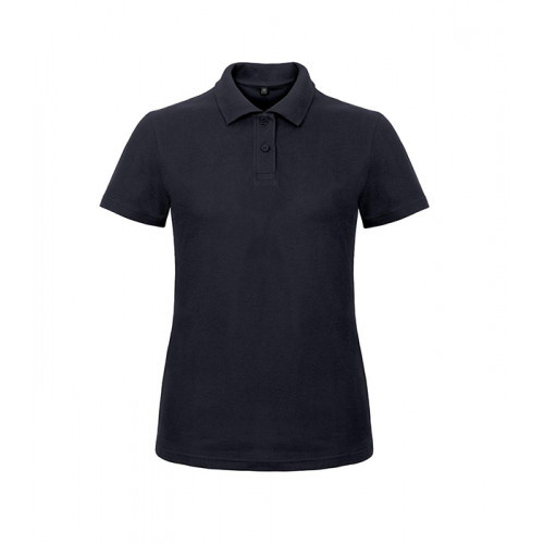 B and C Collection ID.001 Lady Polo Navy