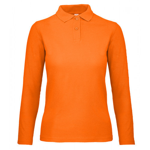 B and C Collection B&C ID.001 LSL Women Orange