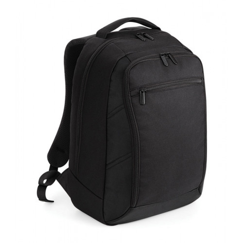 Quadra Executive Digital Backpack Black