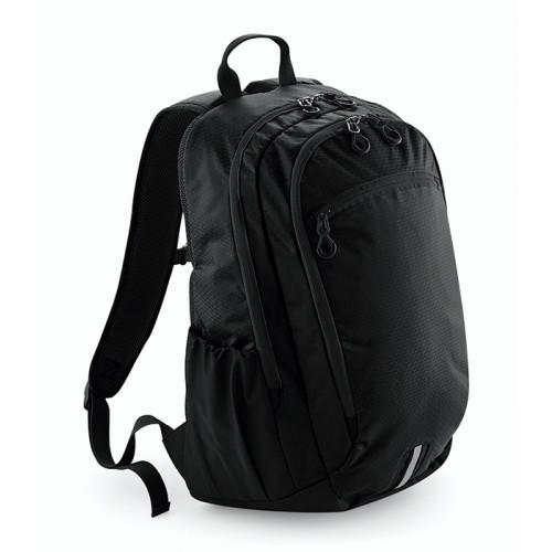 Quadra Endeavour Backpack Jet Black