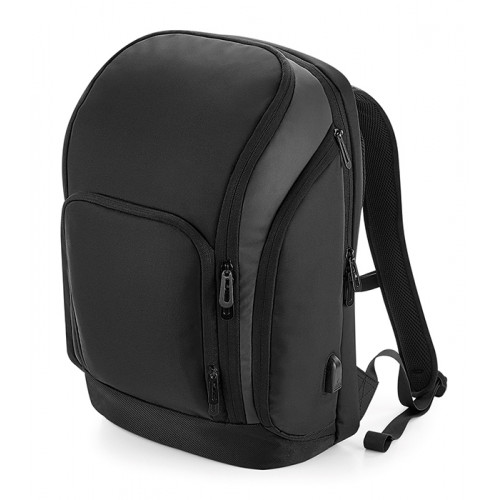 Quadra Pro-Tech Charge Backpack Black