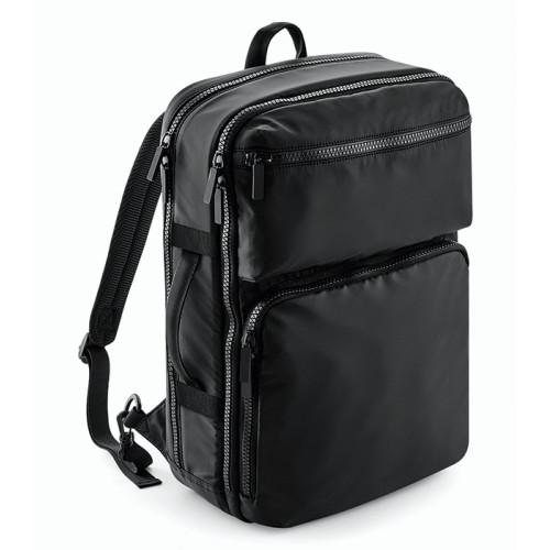 Quadra Tokyo Convertible Laptop Backpack Black