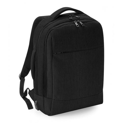 Quadra Q-Tech Charge Convertible Backpack Black