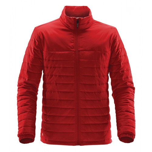 Stormtech Men's Nautilus Quilted Jacket Bright Red