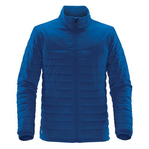 Stormtech Men's Nautilus Quilted Jacket Azure Blue