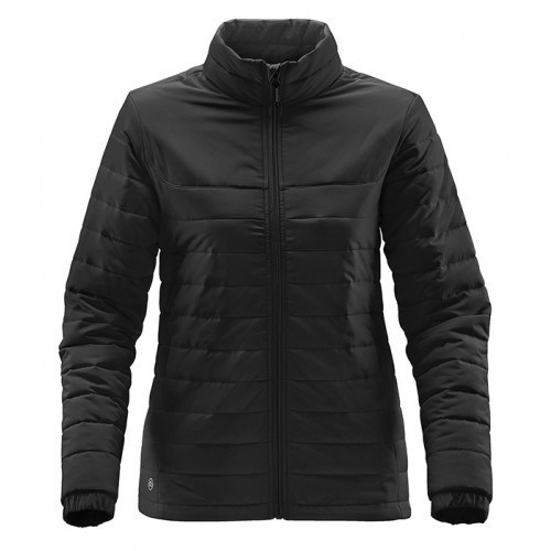 Stormtech Women's Nautilus Quilted Jacket Black