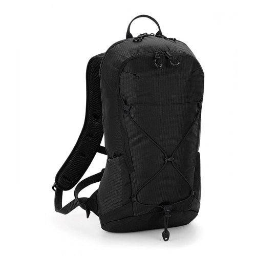 Quadra SLX-Lite 10 Litre Hydration Pack Black