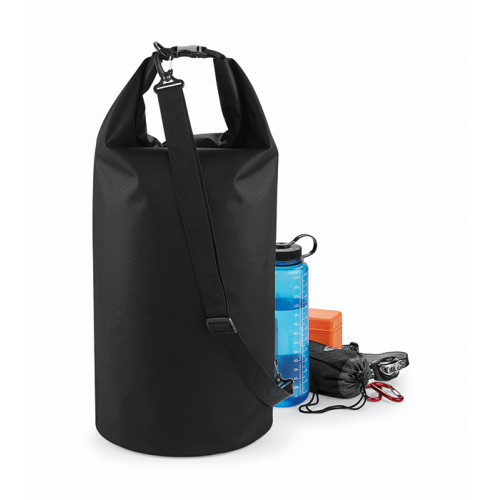 Quadra SLX 40 Litre Waterproof Drytube Black