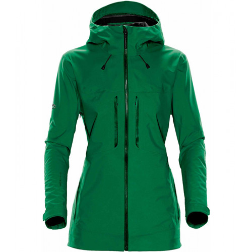 Stormtech Women´s Synthesis Stormshell Jewel Green