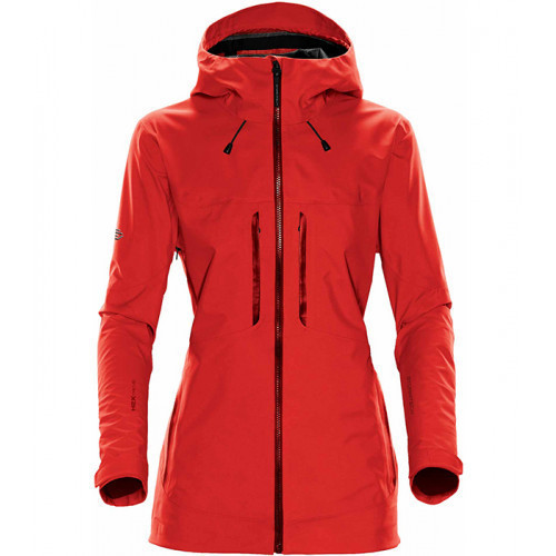 Stormtech Women´s Synthesis Stormshell Bright Red