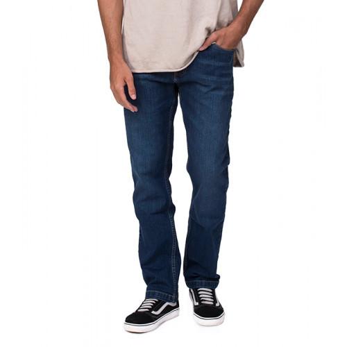 So Denim Leo´s Straight Jeans Dark Blue Wash