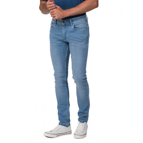 So Denim Men's Max Slim Jeans Light Blue Wash