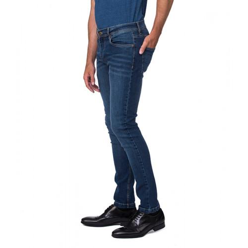 So Denim Men's Max Slim Jeans Dark Blue Wash