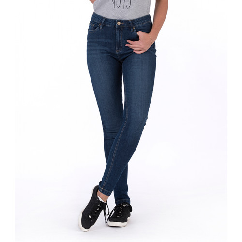 So Denim Lara´s Skinny Jeans Dark Blue Wash