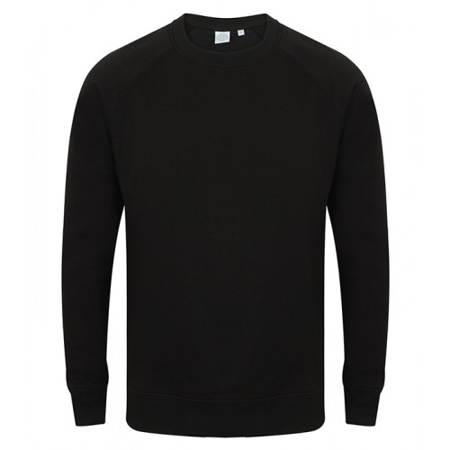 Skinni Fit Unisex Slim Fit Sweat Black