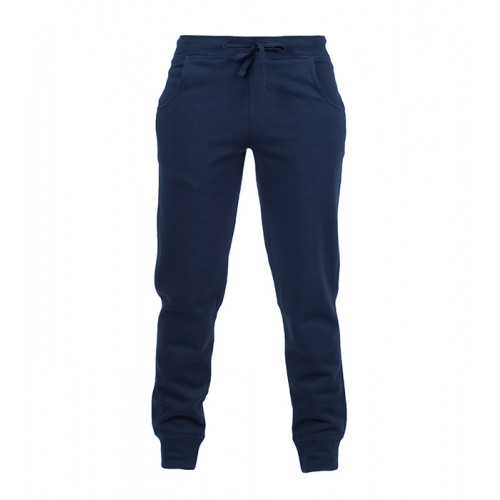 Skinni Fit Women's Slim Fit Cuffed Jogger Navy