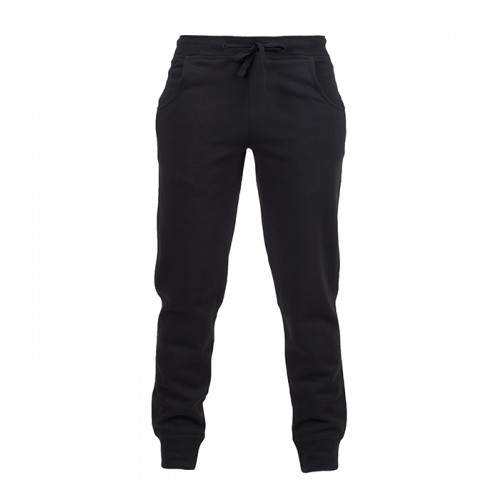 Skinni Fit Women's Slim Fit Cuffed Jogger Black