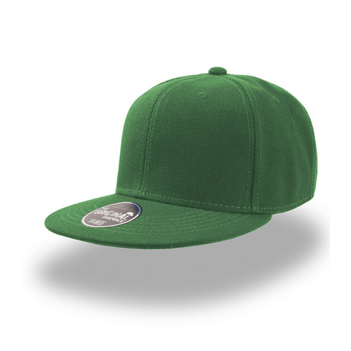 Atlantis Snap Back Cap Green
