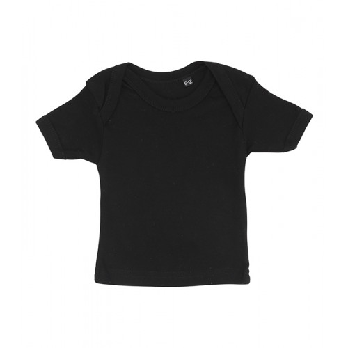 Label Free Baby T-shirt Black