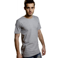 Label Free Men's Tee Blue Navy