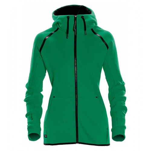 Stormtech Women's Reflex Hoody Jewel Green