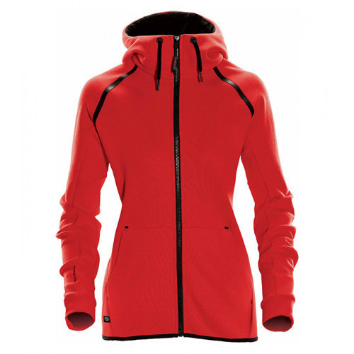 Stormtech Women's Reflex Hoody Bright Red
