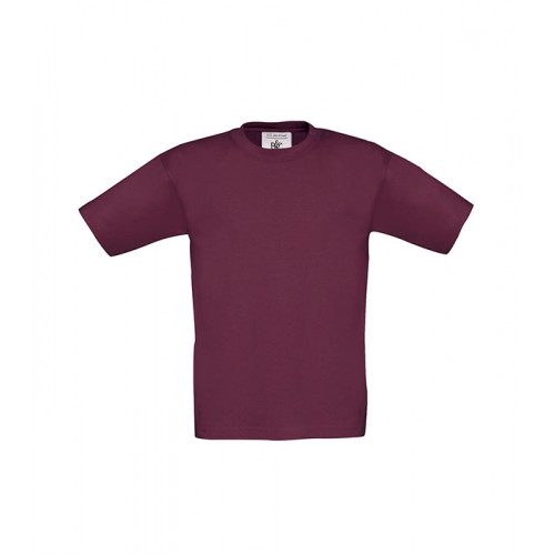 B and C Collection Exact 150 Kids Burgundy