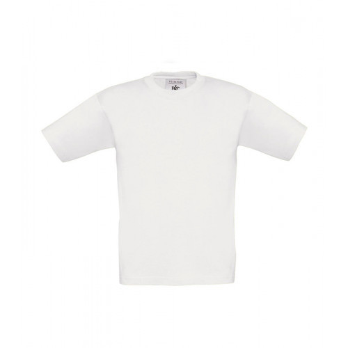 B and C Collection Exact 150 Kids White