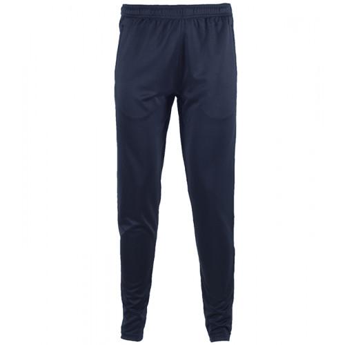 Tombo Men's Slim Leg Training Pants Navy