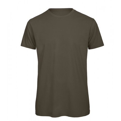 B and C Collection Inspire T /Men Khaki