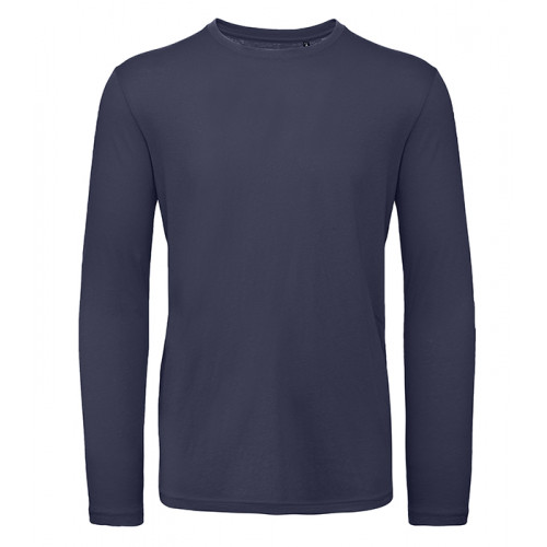 B and C Collection B&C Inspire LSL T men Urban Navy