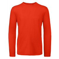 B and C Collection B&C Inspire LSL T men Fire Red