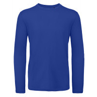 B and C Collection B&C Inspire LSL T men Cobalt Blue