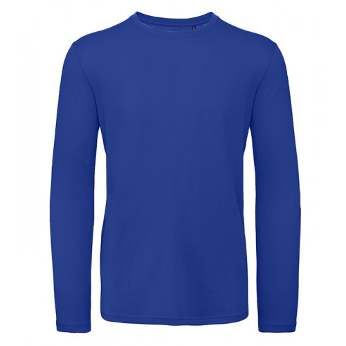 B and C Collection B&C Inspire LSL T men Cobalt Blue