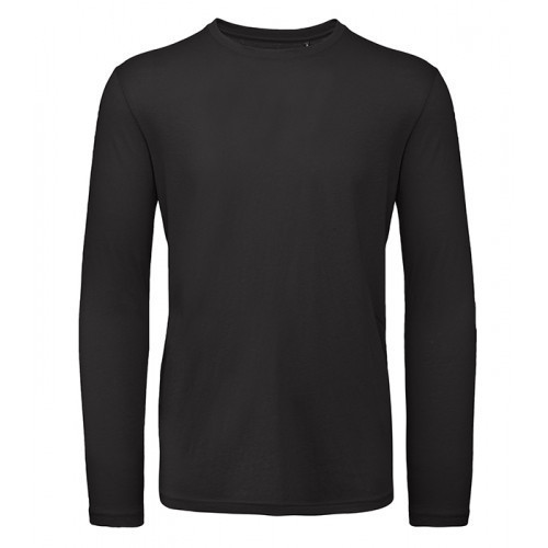 B and C Collection B&C Inspire LSL T men Black