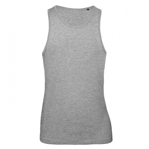 B and C Collection B&C Inspire Tank T men Sport Grey