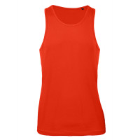 B and C Collection B&C Inspire Tank T men Fire Red