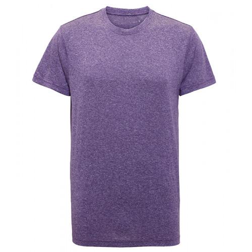 Tri Dri TriDri® performance t-shirt Purple Melange
