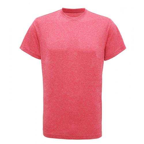 Tri Dri TriDri® performance t-shirt Pink Melange