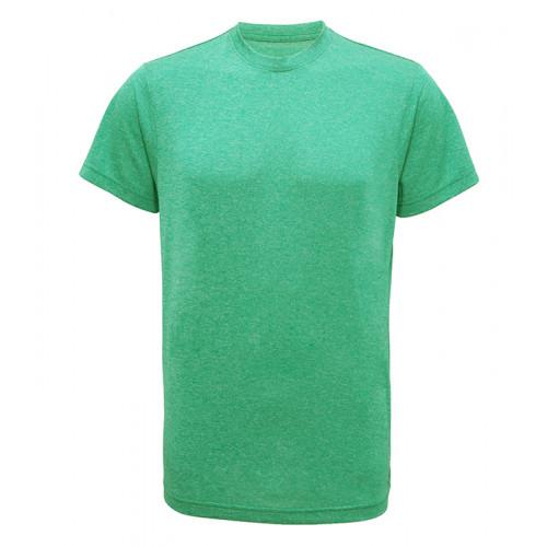 Tri Dri TriDri® performance t-shirt Green Melange