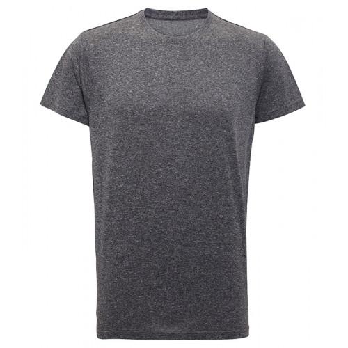 Tri Dri TriDri® performance t-shirt Black Melange