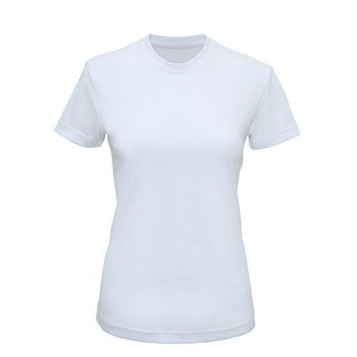 Tri Dri Women's TriDri performance t-shirt White