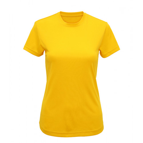 Tri Dri Women's TriDri performance t-shirt Sun Yellow
