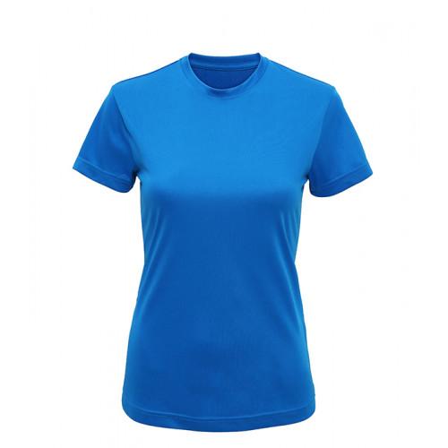 Tri Dri Women's TriDri performance t-shirt Sapphire Blue