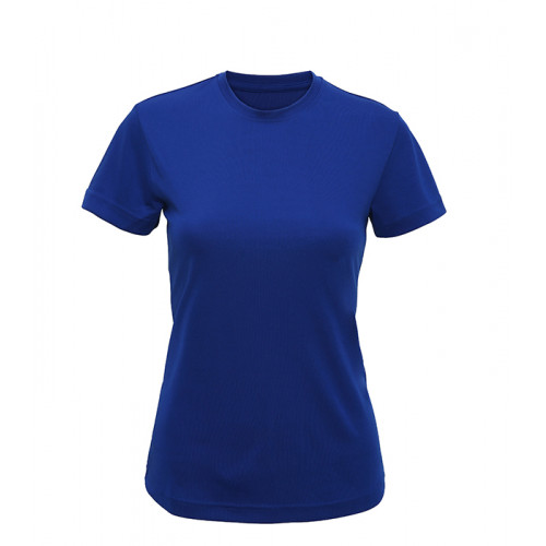 Tri Dri Women's TriDri performance t-shirt Royal