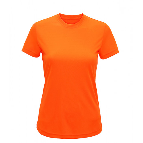 Tri Dri Women's TriDri performance t-shirt Lightning Orange