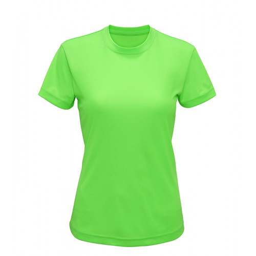 Tri Dri Women's TriDri performance t-shirt Lightning Green
