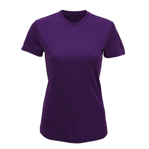Tri Dri Women's TriDri performance t-shirt Bright Purple