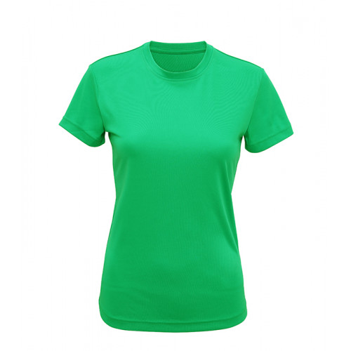 Tri Dri Women's TriDri performance t-shirt Bright Kelly